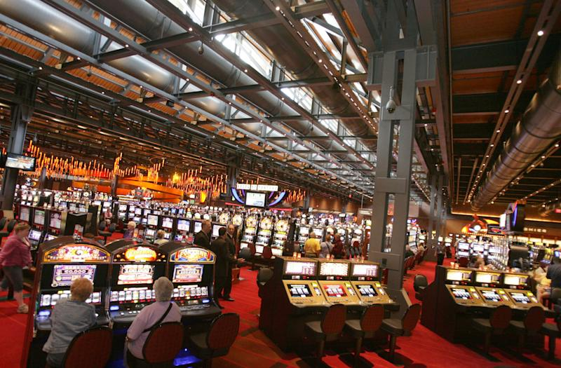 Old Pa. steel town now surging in casino business