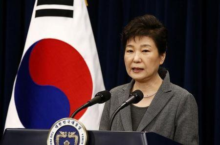 S. Korean President to 'calmly accept' impeachment