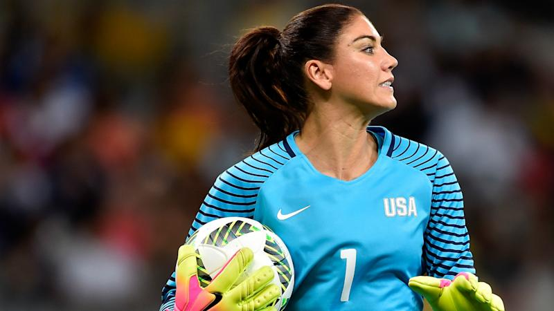 Hope Solo 'saddened' by 6-month suspension