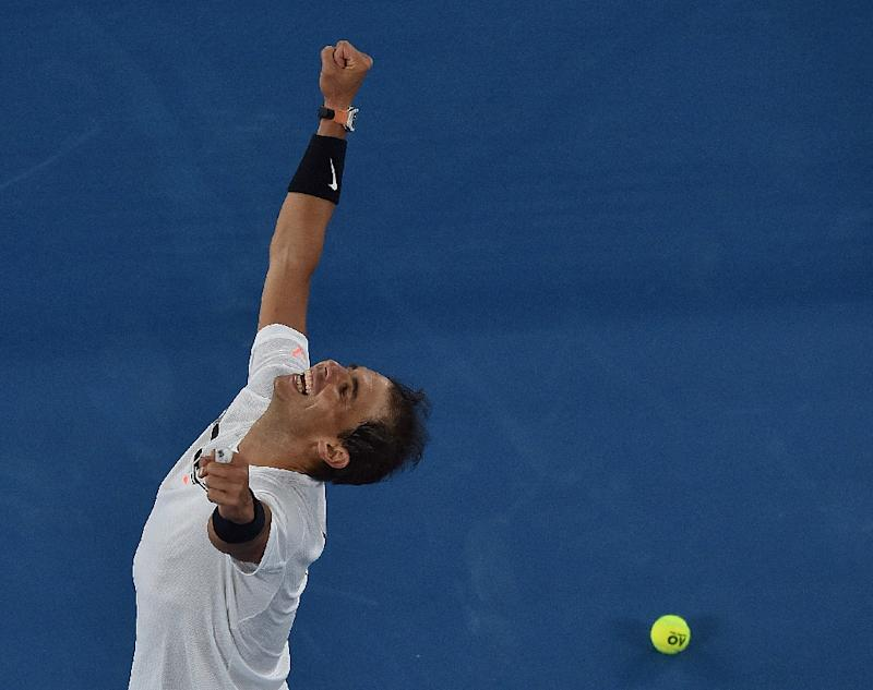 Rafael Nadal wins thriller to set up marquee final vs