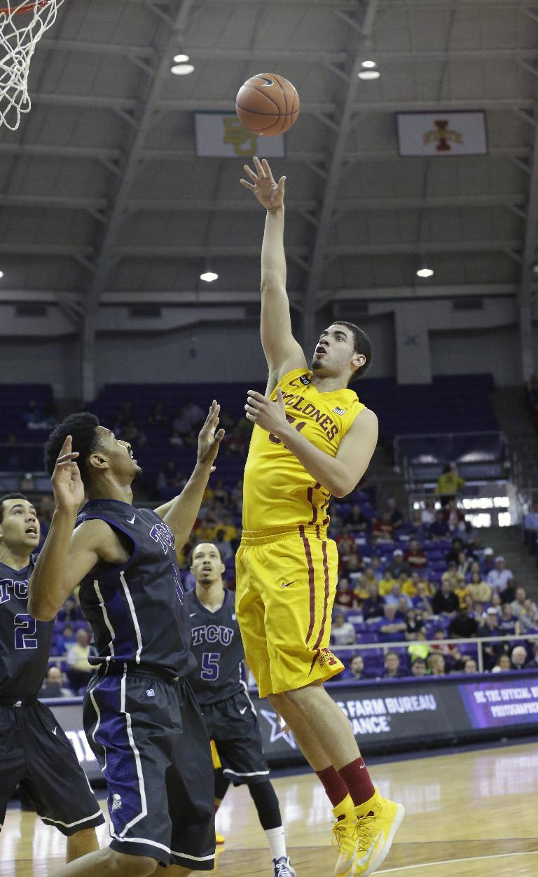 Niang's consistency key for No. 15 Iowa State