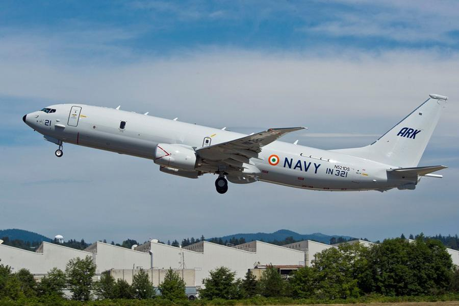 The P-8I is a long-range anti-submarine warfare, anti-surface warfare, intelligence, surveillance and reconnaissance aircraft capable of broad-area, maritime and littoral operations.