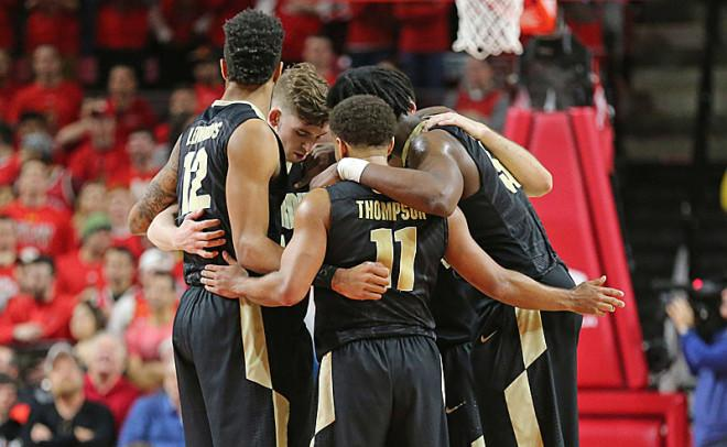 Purdue headed to Milwaukee as Midwest's 4 seed