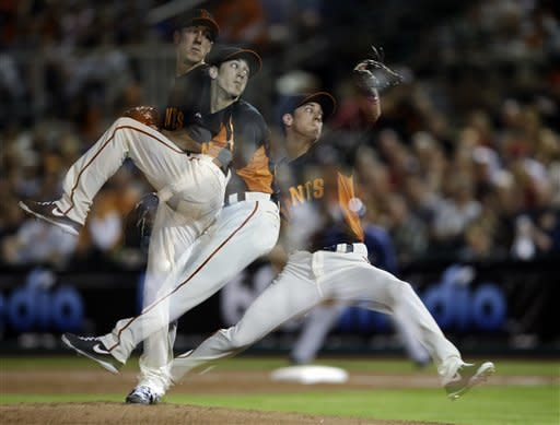 'No issues' for Lincecum after start vs Padres