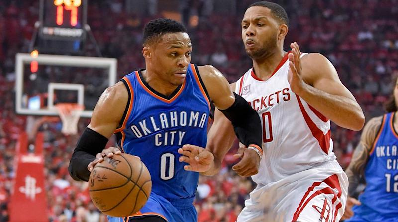 NBA Fines Russell Westbrook For
