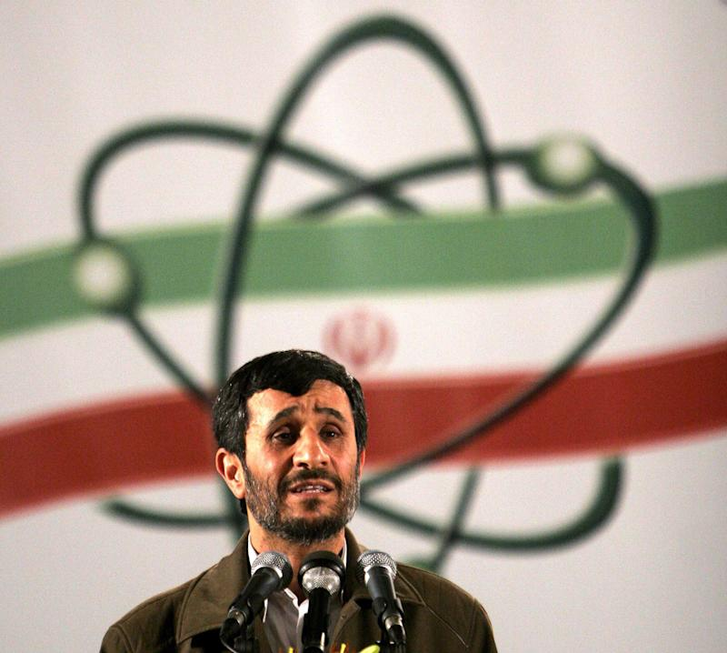 Defiant Iran claims major steps in nuclear fuel