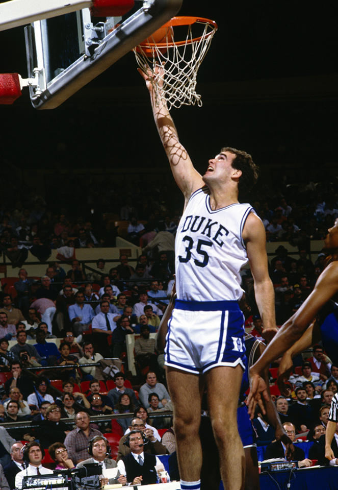 <strong>7. Danny Ferry</strong> <br /><strong>Why was he hated?</strong> Like Battier, for no real reason except that he was the face of the team that always beat your team. Ferry was the 1980s version of Christian Laettner.