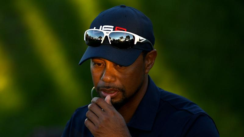 Golf world is watchingTiger's return