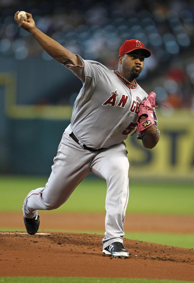 Angels beat Astros 2-1, send Houston to 98th loss