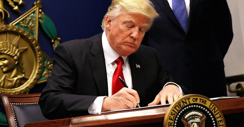 President Trump's Immigration Ban Faces a Major Legal Test
