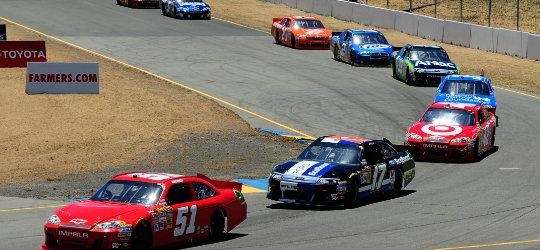 Caraviello: Sonoma reminds how good Kurt Busch can be