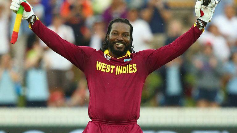 West Indies recall Chris Gayle for T20 game against India
