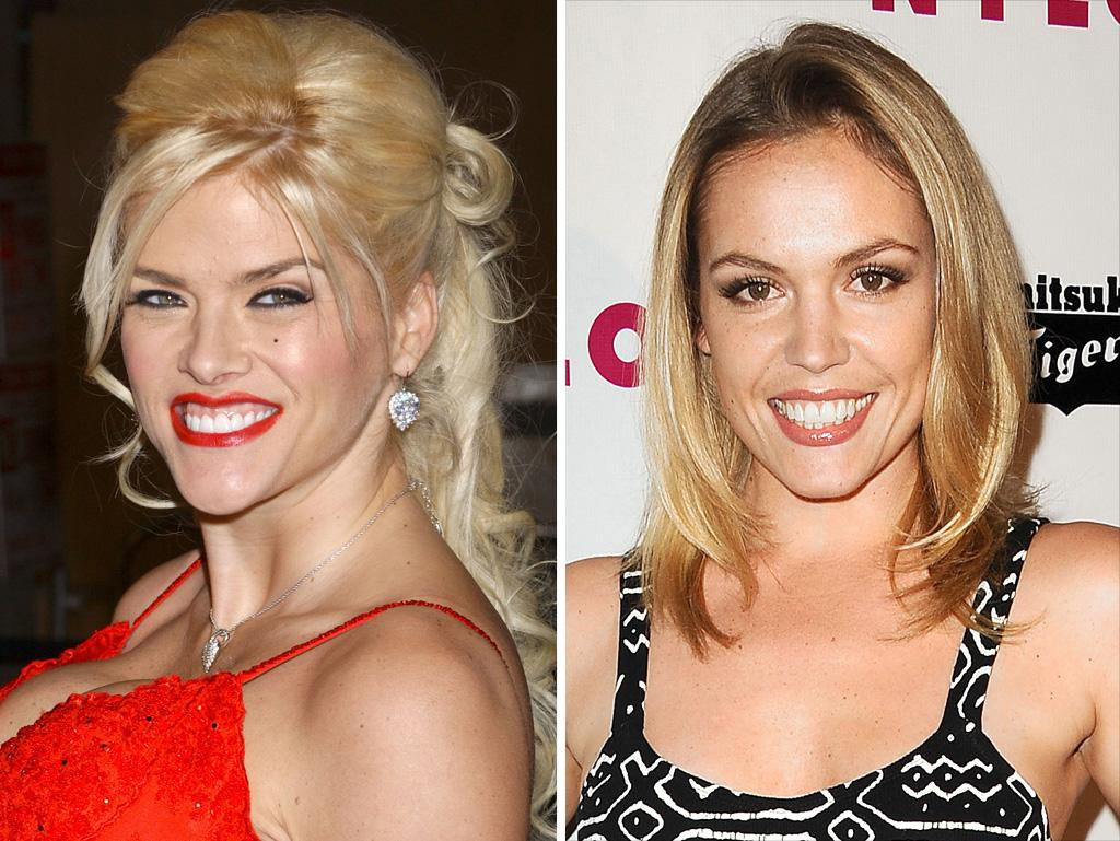 """""""Private Practice"""" star Agnes Bruckner will play the late Anna Nicole Smith. The 27-year-old actress revealed to <a href=""""http://www.etonline.com/movies/126889_Agnes_Bruckner_on_Portraying_Anna_Nicole_Smith_in_Lifetime_Film/index.html"""">Entertainment Tonight</a> that she had to dye her brunette locks platinum blond, wear prosethetics, and pile on the makeup in order to look the part of Anna Nicole. Bruckner also had to do extensive research — watching clips and reading articles about the iconic supermodel — to perfect Anna Nicole's mannerisms and Southern accent."""