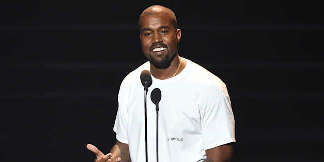 Kanye West: 'Voting Trump doesn't mean I don't believe in gay marriage'
