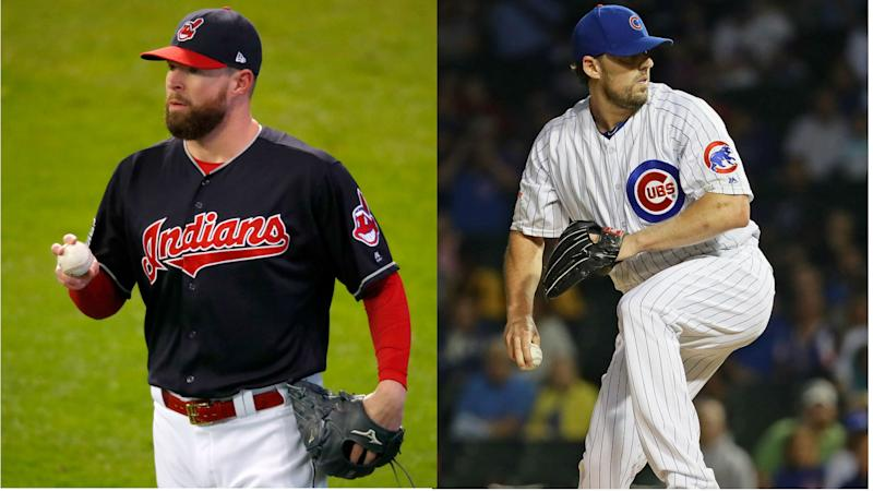 Multiple scapegoats in Cubs' loss that puts Indians on brink
