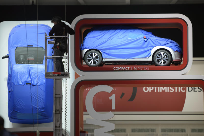 Car makers pack premium features in small packages