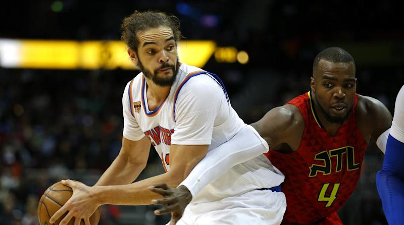 Knicks' Joakim Noah to have rotator cuff surgery