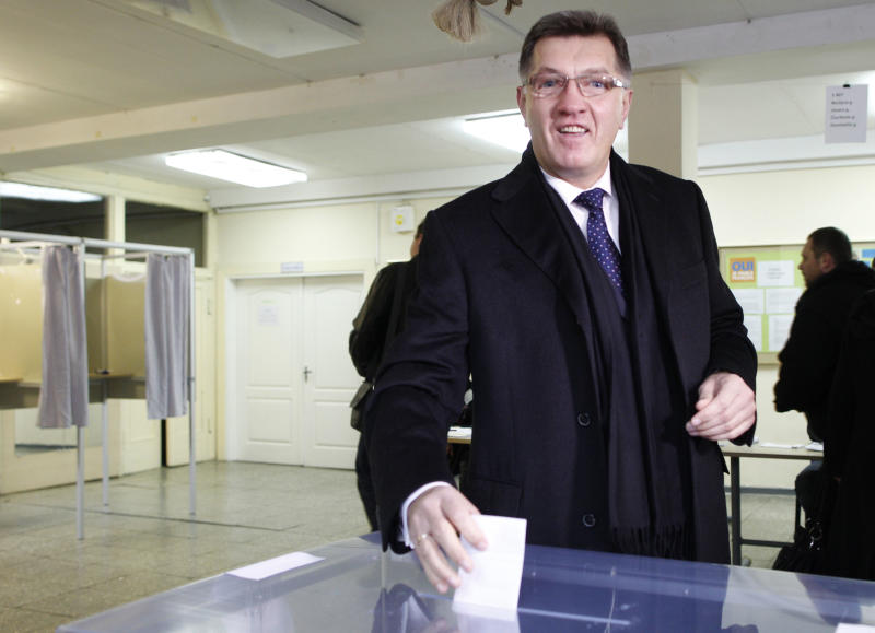 Lithuanian opposition parties vow to form gov't
