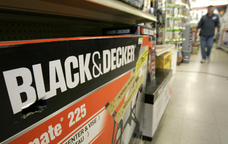 Stanley Black & Decker selling unit for $1.4B