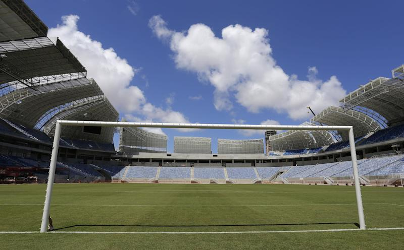 Hunt for white elephants tests Brazil's World Cup
