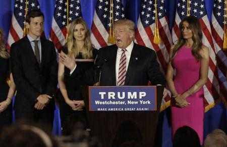Donald Trump conceding election; son-in-law makes approach on post-election media start-up