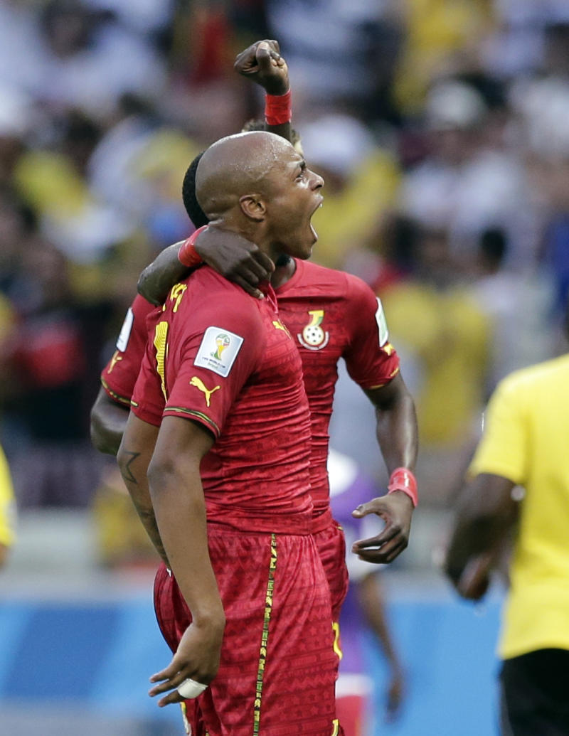 Ghana coach: We can't be obsessed with Ronaldo