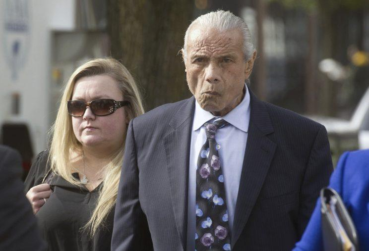 Pa. judge drops murder charges against former WWE wrestler Jimmy 'Superfly' Snuka