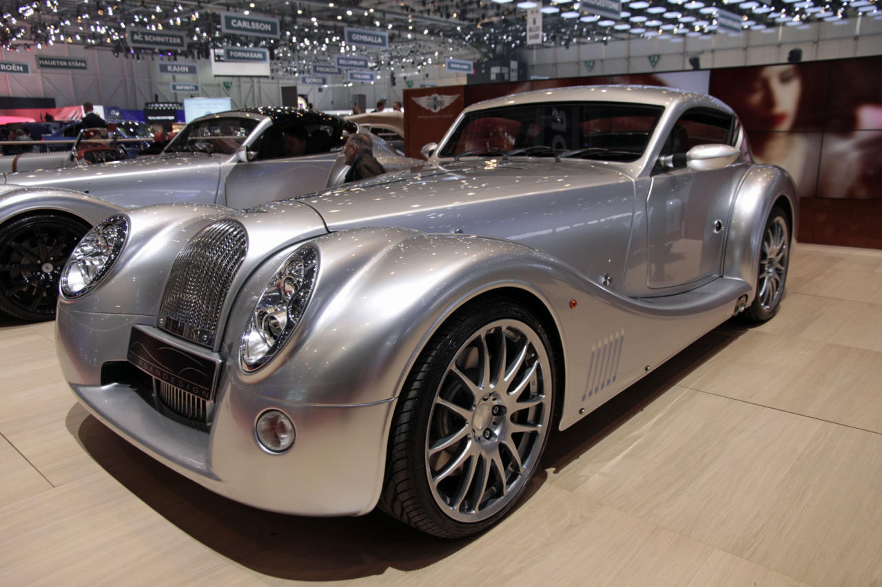 <strong>Morgan Aeromax:</strong>Maybe the Aeromax doesn't quite qualify for supercar status on outright speed – 170mph is still not to be sniffed at – but it earns its place here on account of the totally batty looks. (PA)