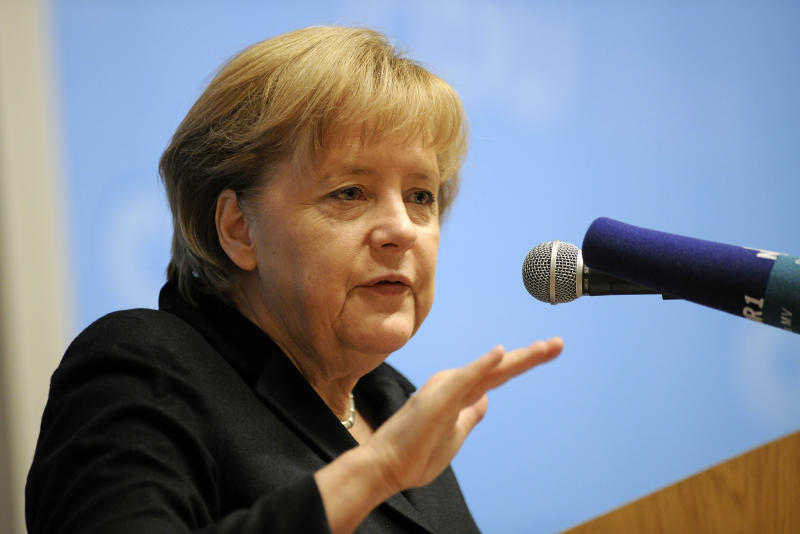 Germany increases social spending before election