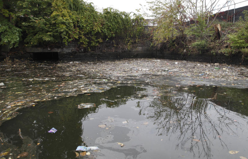 Among most polluted in US, NYC area awaits cleanup