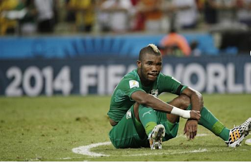 African heartbreak as Ivory Coast out of World Cup