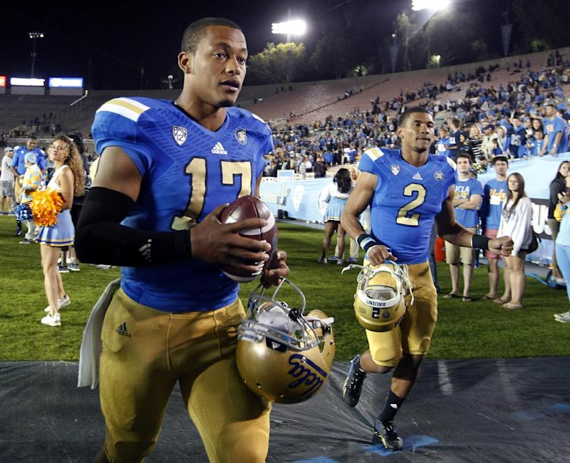 No. 13 UCLA ready for Friday visit from Huskies