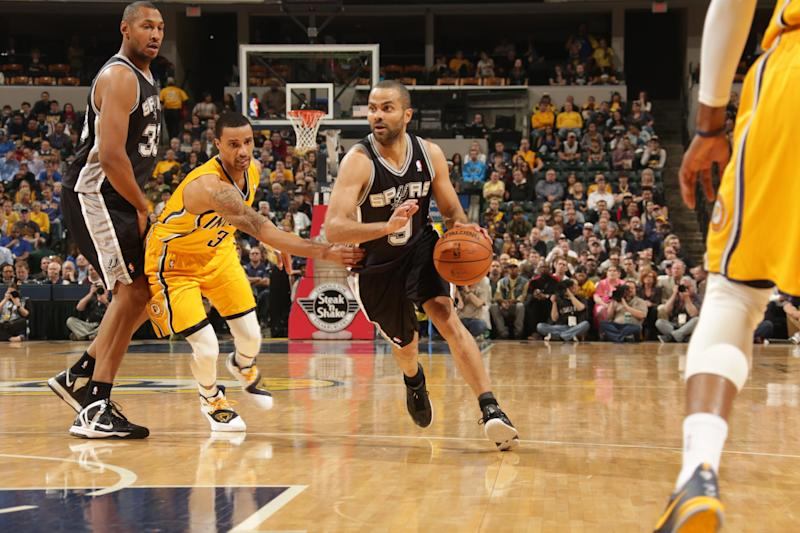Spurs beat Pacers 103-77 for 18th straight win