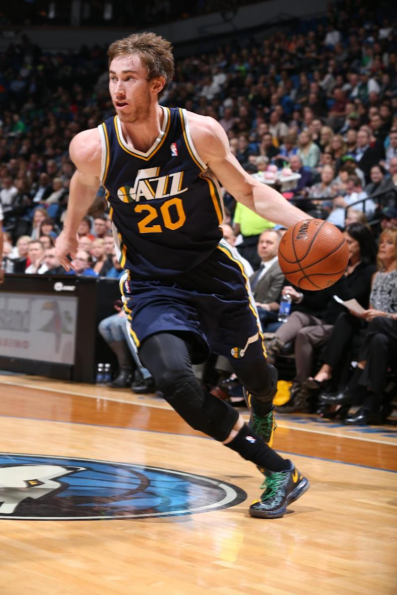 Jazz match Charlotte offer for Gordon Hayward