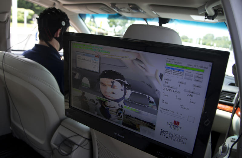 Voice-operated dashboard technology still risky