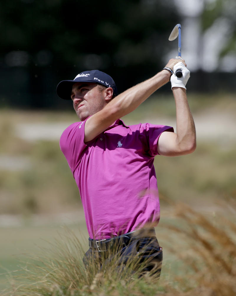 US Open a reunion for 2 players, 1 caddie