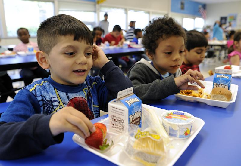 Schools seek changes to healthier lunch rules