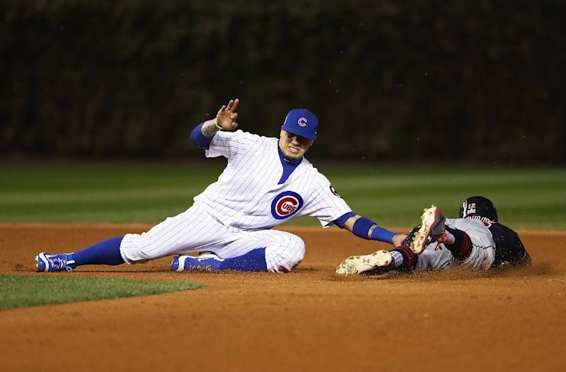 Cubs cling to slim hopes of World Series salvation