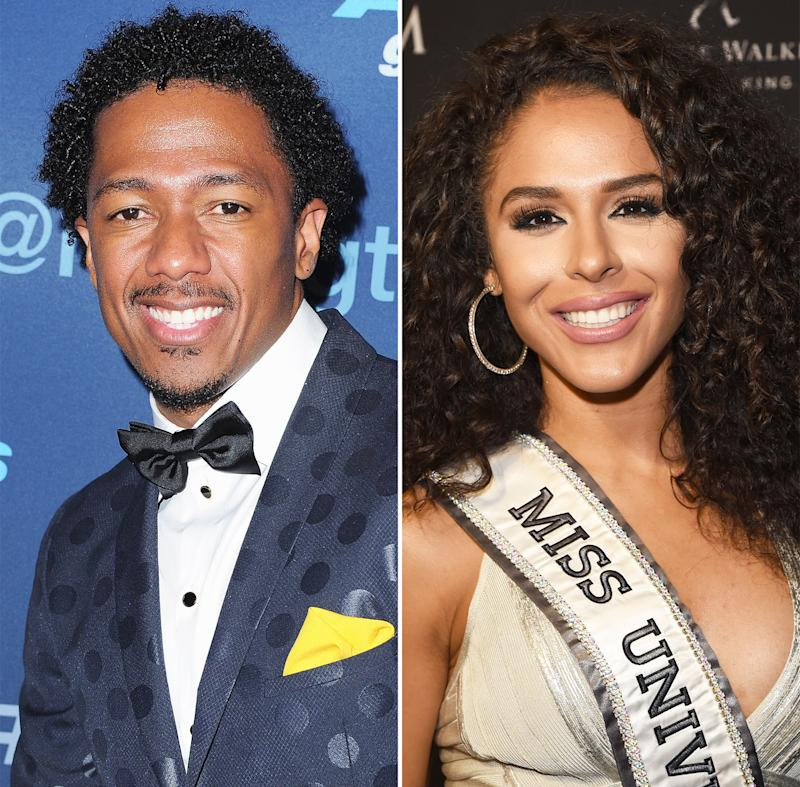 Nick cannon s ex girlfriend brittany bell is pregnant is he the