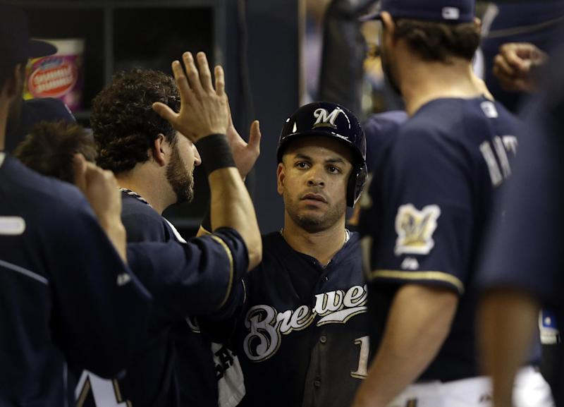 Brewers beat Pirates to delay winning season