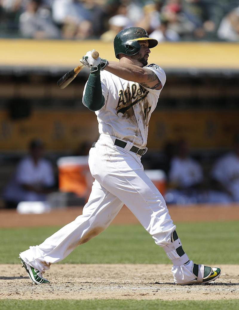 A's Cotton impressive in MLB debut