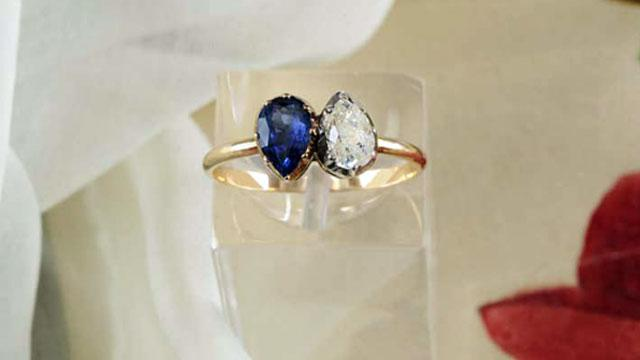 Napoleon and Josephine's Engagement Ring Sells for $949,000 (ABC News)