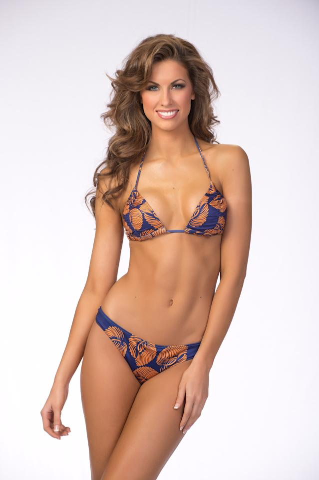 Miss Alabama USA 2012, Katherine Webb