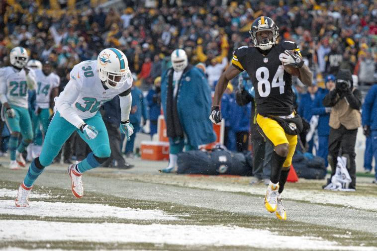 Steelers lead Bengals 27-7 at halftime