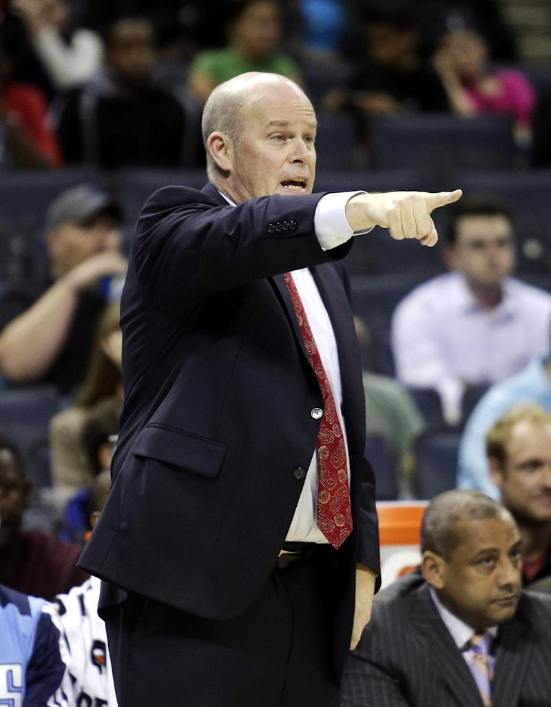 Bobcats: Coach has 'successful' heart procedure