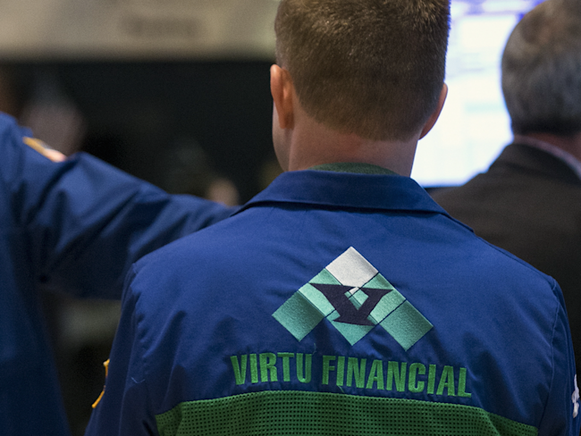 Trading firm Virtu Financial makes bid for rival KCG