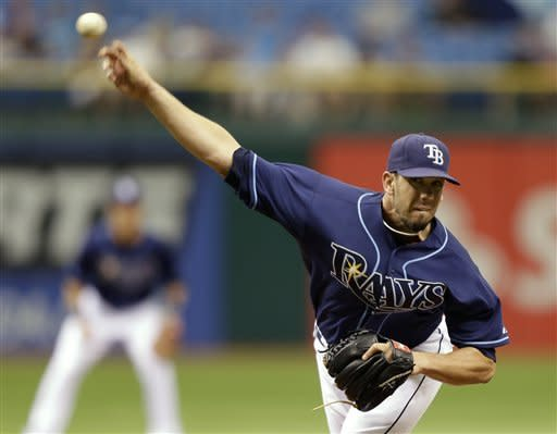 Rays beat Royals 5-3 for 16th win in 21 games