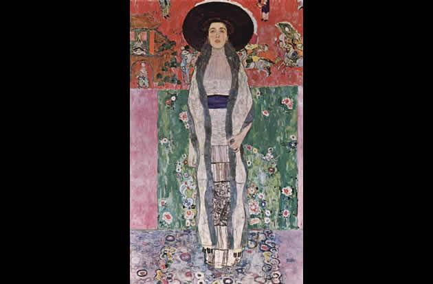 """Adele Bloch-Bauer II"" by Gustav Klimt , $87.9 million."
