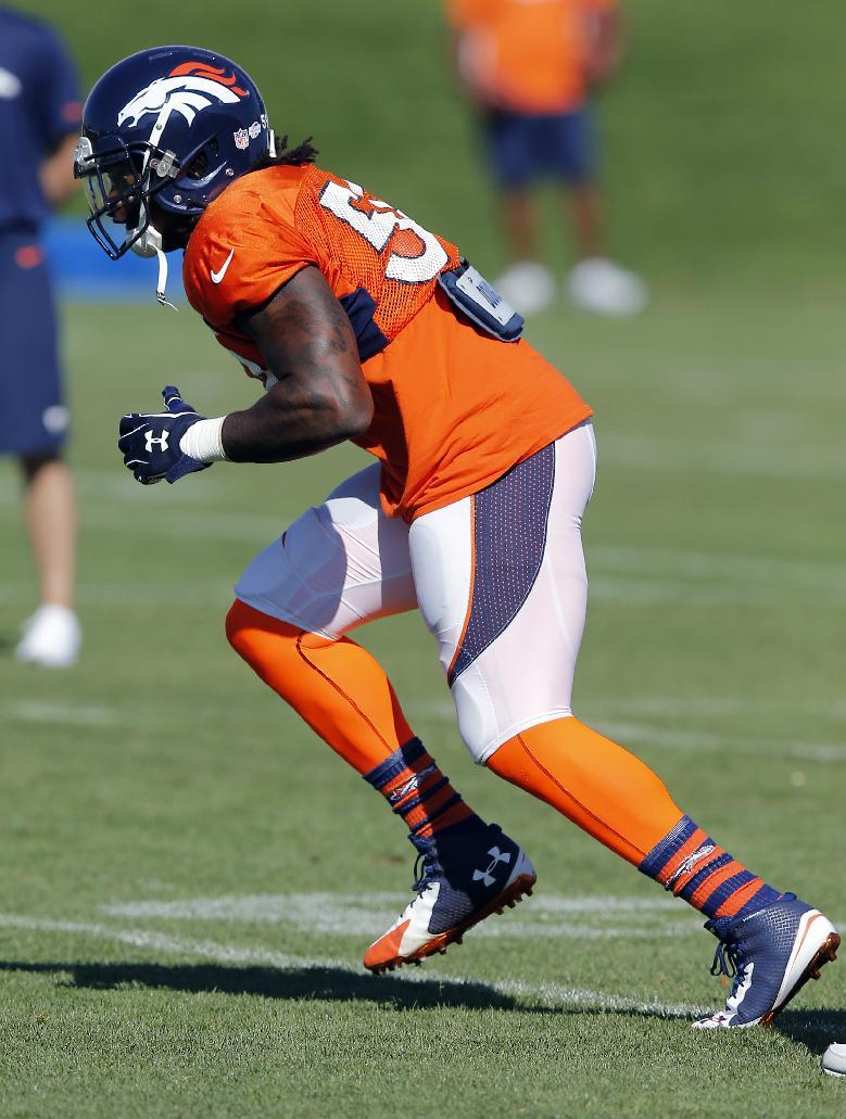 Broncos linebacker Trevathan out 6-8 weeks