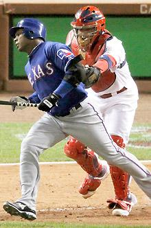 Rangers' Washington grilled on Game 1 decisions